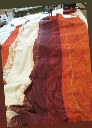 Постельное белье или ткань