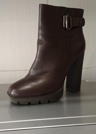 Женские зимние ботинки paolo conte