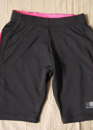 Karrimor run (s/10) спортивные шорты тайтсы женские