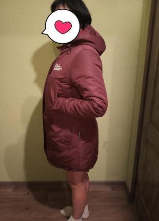 Зимняя куртка,парка urban planet xl