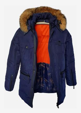 Куртка на подростка зимняя, теплая. цвета, размеры в ассортименте.