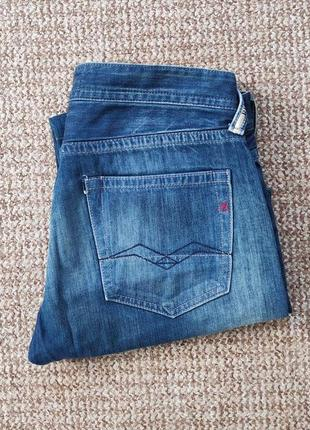 Replay tillbor джинсы regular fit оригинал (w33 l32)