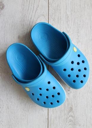 Кроксы-тапочки crocs оригинал унисекс