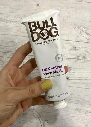 Маска для обличчя bull dog