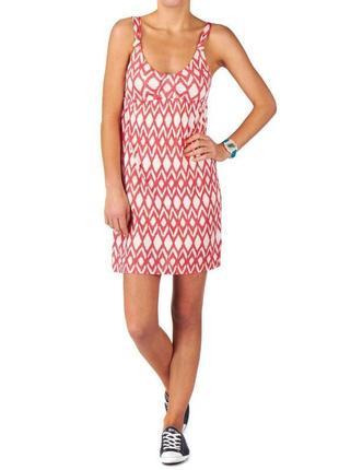 Женский сарафан платье австралийского бренда roxy, xl сток европа