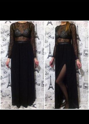 !скидки только сегодня!👗 платье а пол missguided 12 размер