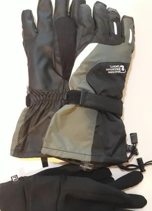 Лыжные перчатки eastern mountain sports altitude 3 in 1 mens gloves р м