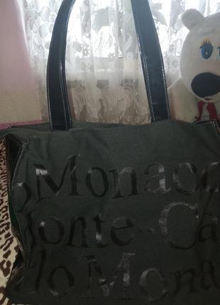 Стильная сумка monaco&co