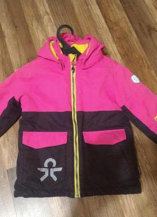 Супер яскрава курточка 98/104 color kid
