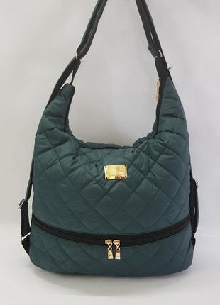 Женский рюкзачок. сумка- рюкзак, трансформер. распродажа.