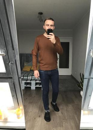 Чоловічий светр бренду dunnes