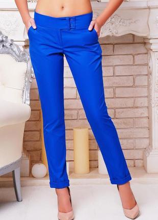 Актуальні нові завужені брюки topmen для високого зросту 40-42р.