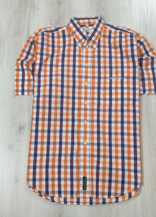 Шведка ben sherman мужская в клетку рубашка