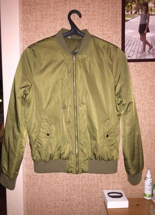 Куртка,бомбер