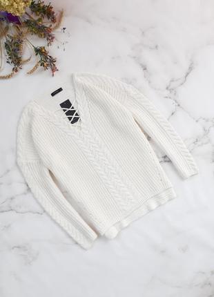 Новий трендовий светр кофта oversize reserved