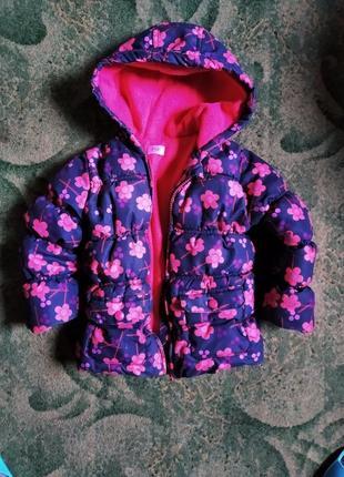 Красивая курточка f&f