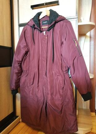 Куртка парка soaked in luxury