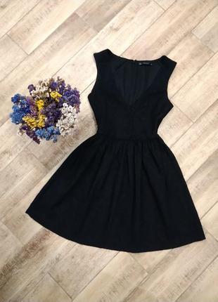 Елегантне плаття zara)