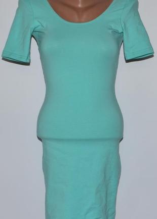 Летнее платье american apparel (m)