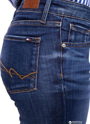 Hilfiger denim шикарные брендовые джинсы - l - m