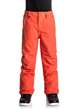 Підліткові сноубордичні штани quiksilver estate розмір l