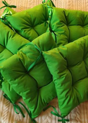 Подушка на стул 💚