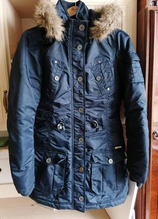 Куртка парка аляска размер м