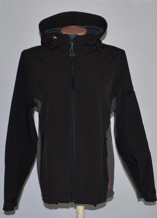Виндстоппер, флисовая куртка mountainlife 12р