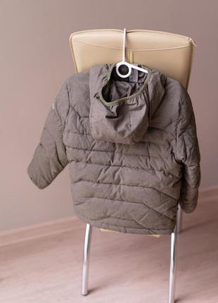 Куртка на мальчика осень-весна хаки