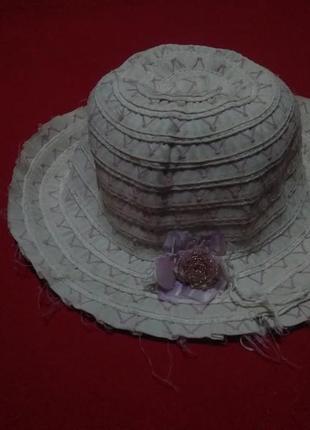 Панамка, шляпа, панама