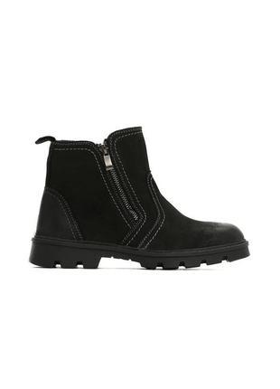 Новые кожаные ботинки 38р