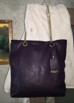 Шикарнейшая кожаная сумка linea💥👜💥🦋🍂
