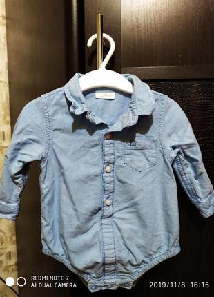 Бодик-рубашка, рубаха, бодік-рубашка