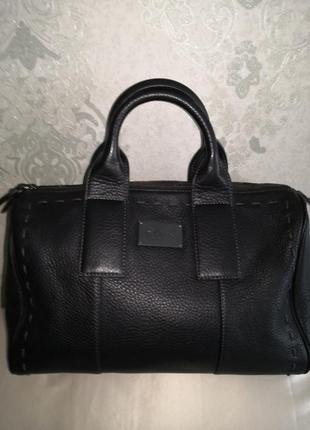 Роскошная брендовая кожаная сумка intrend by max mara👜👜🎀💥