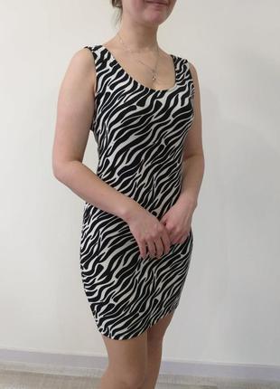 Облегающее платье new look