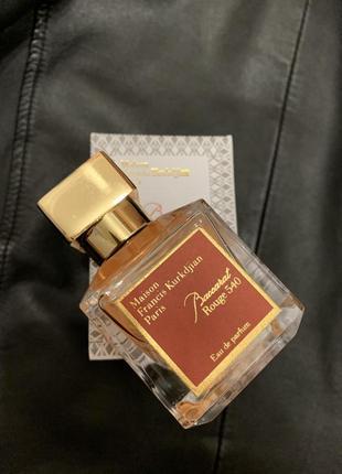 Baccarat rouge 540 parfume