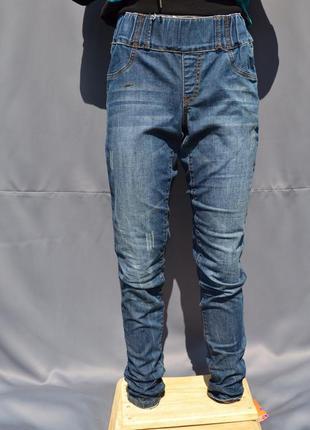 Мужские новые узкие джинсы