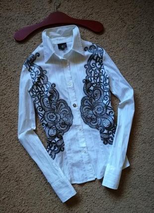 Рубашка just cavalli s размер
