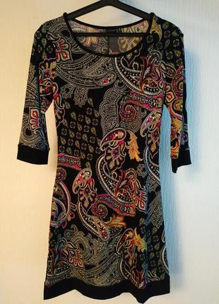 Платье с/м