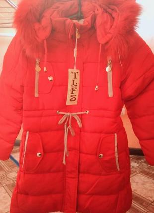 Зимние курточки.