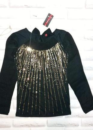 Нарядная блузка 14-16л june-d