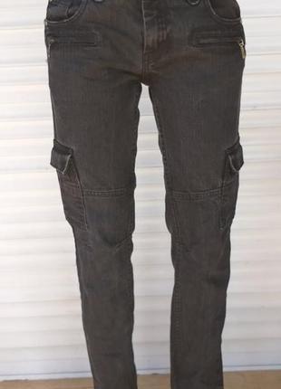 Черные джинсы activewear