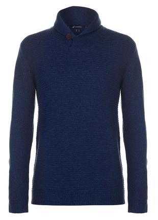 Kangol мужской свитер тёплый в наличии англия оригинал