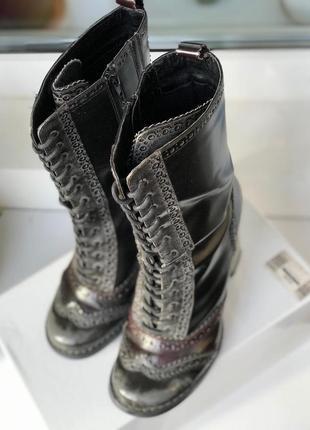 Ботинки немецкого бренда catwalk 39р (25см)
