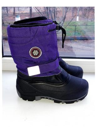 Зимние термо сапоги-ботинки