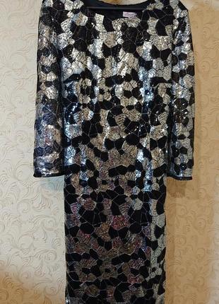 Эффектное платье из белорусской коллекции