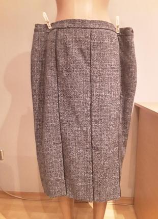 Хорошая плотная юбка на подкладке