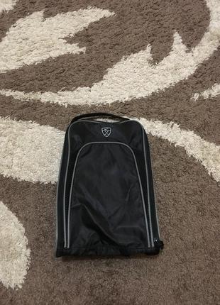 Спортивна сумка чехол для взуття для тренеровок nike