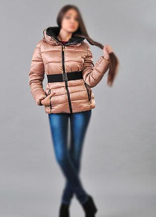 Женская зимняя куртка sweet miss. размер l (40-42)