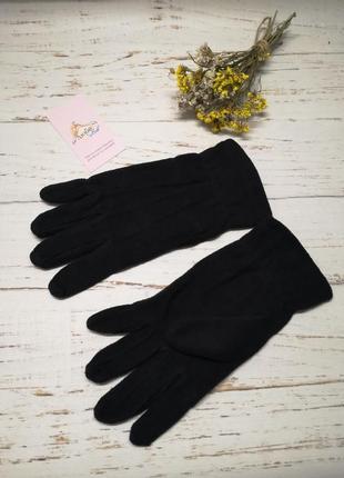 Флісові рукавички чоловічі